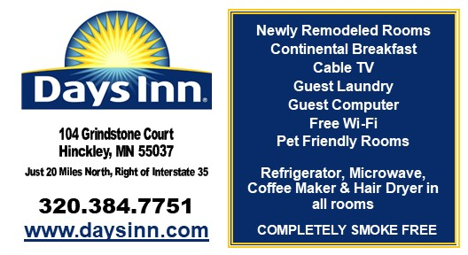 Days Inn Website Ad